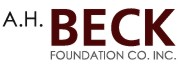 A. H. BECK FOUNDATION CO. INC.