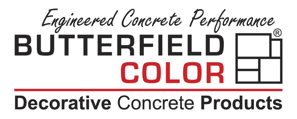 BUTTERFIELD COLOR Decorative Concrete Supplies