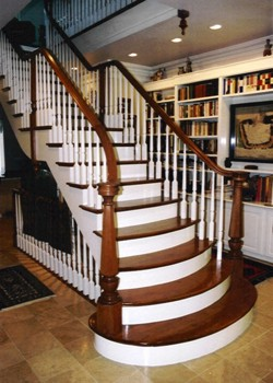Massachusetts Stairs And Railing Products And Contractors