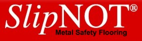 SlipNOT Metal Safety Flooring
