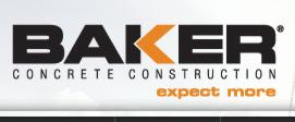 BAKER CONCRETE CONSTRUCTION
